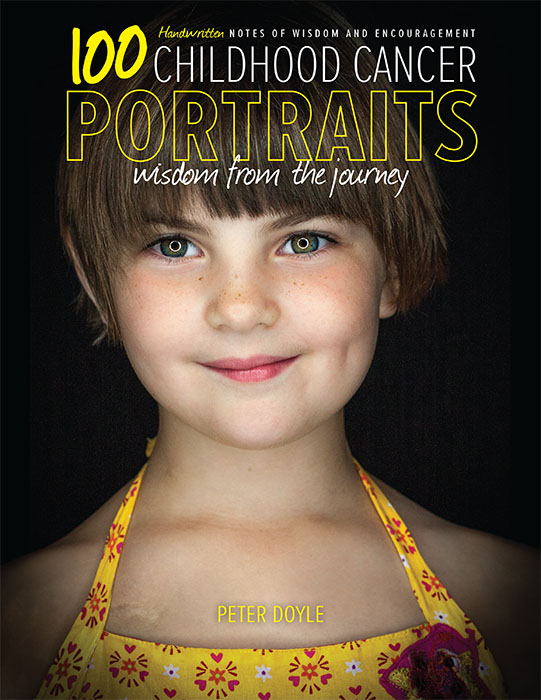 Cover of Childhood Cancer Portraits