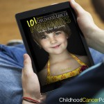 childhood cancer portraits ebook and book