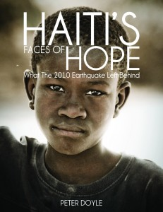 haiti's faces of hope book cover