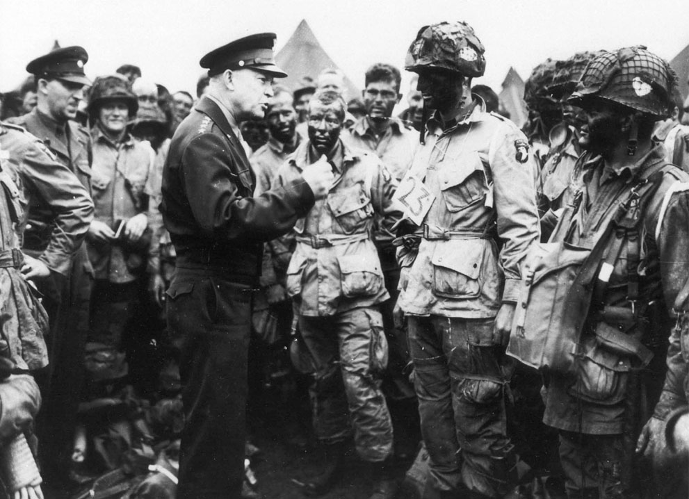 Dwight Eisenhower full victory